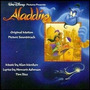 Aladdin Cd Soundtrack Alan Menken Tim Rice Walt Disney