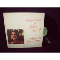 Horacio Guarany Vinilo Lp Canciones De Amor Vol 2