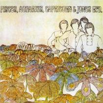 The Monkees - Pisces, Aquarius, Capricorn & Jones - Cd Nuevo
