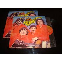 Los Palmareños Al Estilo De Promo 1985 Vinilo Lp Nm+