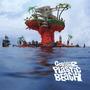 Gorillaz Plastic Beach Lp 2vinilos Imp.new Cerrado En Stock