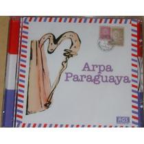Arpa Paraguaya Musica De Paraguay Cd Nuevo Sellado