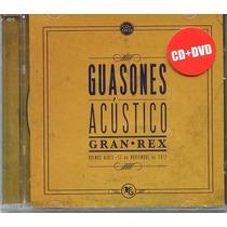 Guasones - Acustico En El Gran Rex
