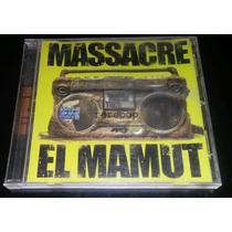 Massacre (cd) El Mamut (arg) Muy Buen Estado