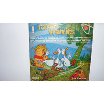 Lp Vinilo Las Patitas - Rondas Infantiles