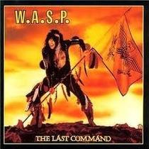 Wasp - The Last Command (cd) (importado)