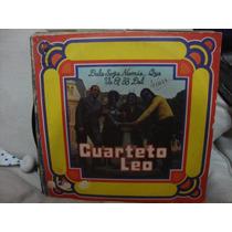 Vinilo Cuarteto Leo Dale Soda Nomas Lp Nº 33