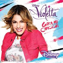 Violetta - Gira Mi Cancion Dis