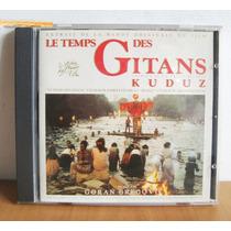 Cd Goran Bregovic Tiempo De Gitanos Soundtrack Film Kusturic