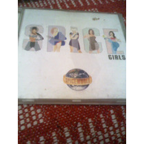 Cd Spice Girls Spiceworld Made In Usa