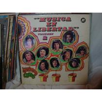 Vinilo Musica En Libertad Vol 2