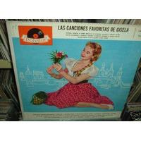 Canciones Favoritas De Gisela Vol 2 Vinilo Argentino