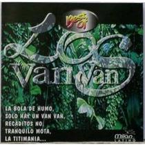 Los Van Van - The Best Of Cd Nuevo