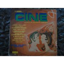 Vinilo Musica De Peliculas Cine Bonetti