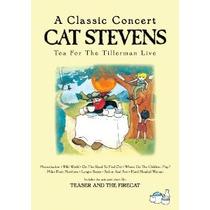Cat Stevens Dvd: Tea For The Tillerman Live ( Concert )