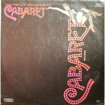 Vinilo - Banda Original De Sonido De La Película Cabaret