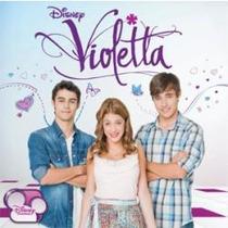 Violetta - Banda Original De La Serie - Disco Compacto
