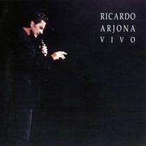 Ricardo Arjona Cd Vivo (1999) Original Nuevo
