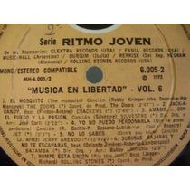 Musica En Libertad-1972-lp Vinilo-temas El Mosquito Y +