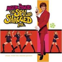 Austin Powers The Spy Who Shagged Me The Who Rem Cd Audio