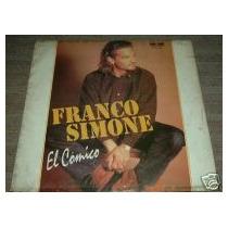 Franco Simone El Comico En Cast Vinilo Argentino