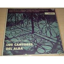 Los Cantores Del Alba Tapa Azul Vinilo Argentino