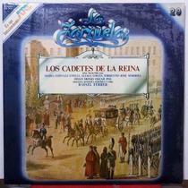 Lp Vinilo: La Zarzuela Atc Nº29: Los Cadetes De La Reina