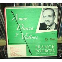 Franck Pourcel Amor Danza Y Violines Vinilo 10