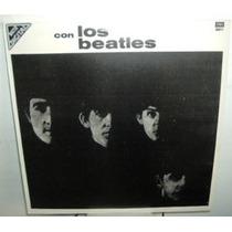 The Beatles Con Los Beatles Master Digital Vinilo Argentino