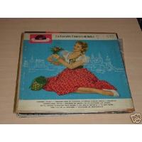 Las Canciones Favoritas De Gisela 3 Vinilo Argentino