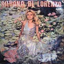 Silvana Di Lorenzo - Lp De Vinilo Año 1977!