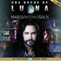 Marco Antonio Solis Un Noche De Luna Dvd Original Clickmusic