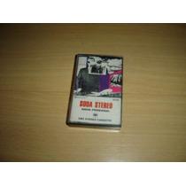 Soda Stereo Nada Personal Cassette Argentina Pop Cerati Zeta