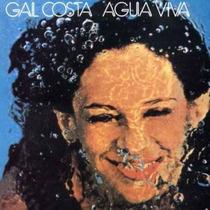Gal Costa Agua Viva Cd Brasil Mpb Bossa Chico Caetano