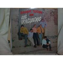 Longplay Disco Vinilo Los Iracundos Felicidad Felicidad