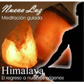 Nueva Luz Cd Música Para Meditar Con Lámparas De Sal