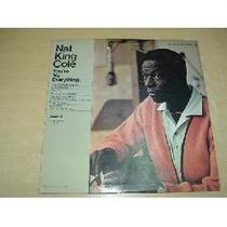 Nat King Cole You´re My Everything Disco Americano