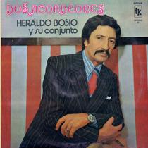 Cd Heraldo Bosio ( Dos Acordeones ) Para Coleccionistas