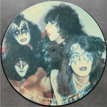 Kiss Picture Disc Destroyer / Unmasked + Postal Eric Carr!!