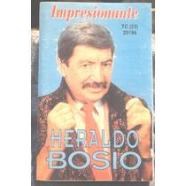 Heraldo Bosio Imprecionante Cassette