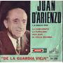 Juan Darienzo De La Guardia Vieja La Cumparsita Vinilo Simpl