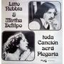 Litto Nebbia Mirtha Defilpo Toda Cancion Sera Plegaria Lp