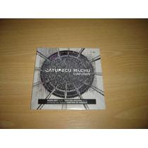 Catupecu Machu Confusion Cd Single Nuevo Cerrado 2009