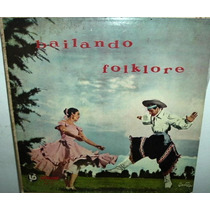 Atahualpa Yupanqui Abrodos Bailando Folklore Vinilo Argentin