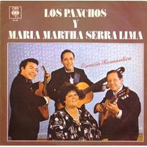 Maria Martha Serra Lima Y El Trio Los Panchos - Lp Año 1981