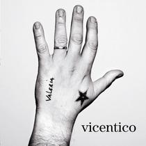 Vicentico - Cinco - Disco Compacto Original Cerrado