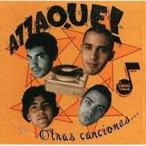 Cd Attaque 77 - Otras Canciones - Original - 1998