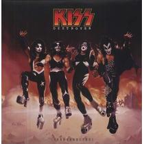 Kiss Destroyer Lp Vinilo Importado Nuevo Cerrado En Stock