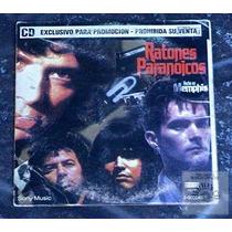 Ratones Paranoicos - Hecho En Memphis (promo Cd Single)