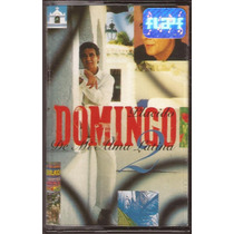 Placido Domingo De Mi Alma Latina 2 Cassette Nuevo